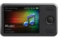 Creative ZEN X-Fi Style Portable Media Player Black