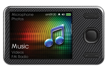 Creative ZEN X-Fi Style Portable Media Player Black
