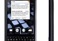 Dell Smoke QWERTY Candybar runs Android