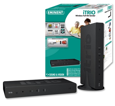 Eminent iTRIO EM7100 Wireless Full HD Kit