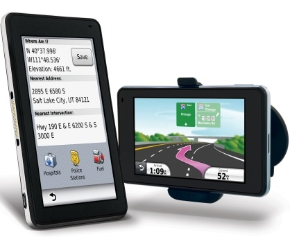 Garmin nuvi 3700 Series Navigation Devices