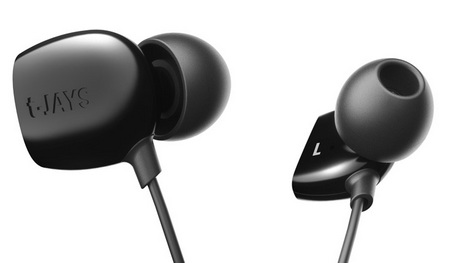 Jays t-JAYS One In-ear Headphones
