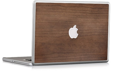 KARVT Wooden MacBook Skin
