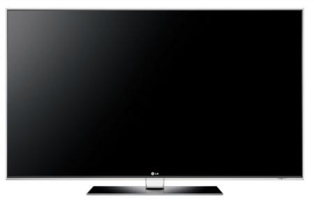 LG LD950 and LD920 Passive 3D-ready TVs