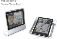 Macally ViewStand Aluminum Viewing Stand for iPad