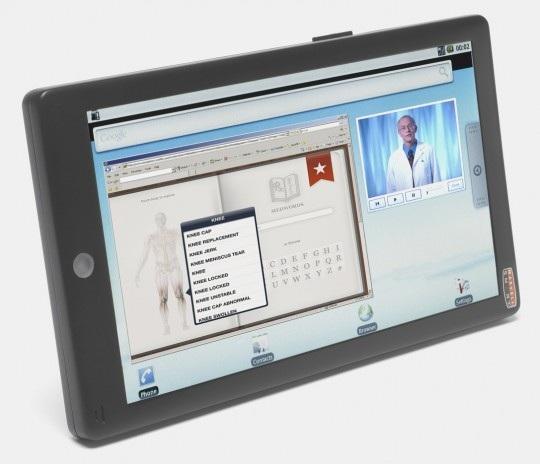 Marvell Moby MED Medical Tablet