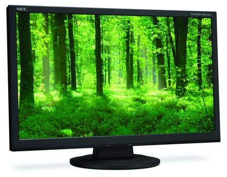 NEC AccuSync AS231WM Eco-Friendly LCD Monitor