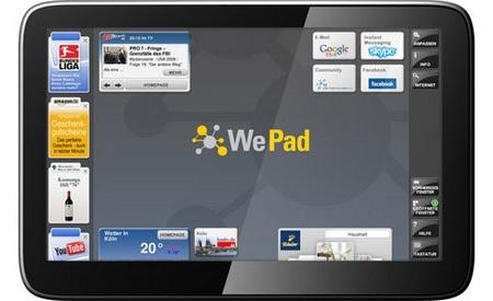 Neofonie WePad Slate Tablet