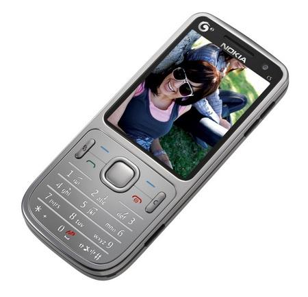 Nokia C5-01 TD-SCDMA S60 Phone Silver