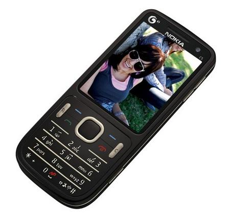 Nokia C5-01 TD-SCDMA S60 Phone black