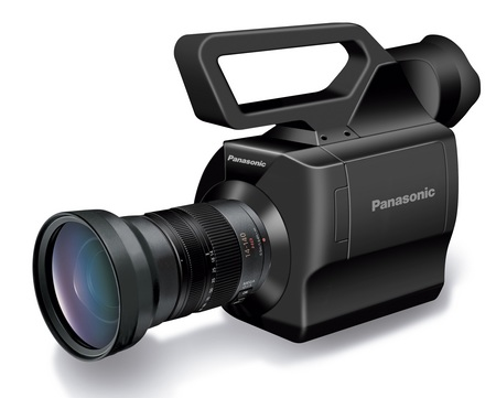 Panasonic AG-AF100 Professional micro43 Camcorder