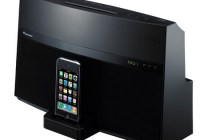 Pioneer XW-NAV1K-K HTD System with iPod Dock