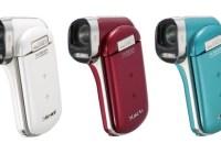 Sanyo Xacti DMX-CG100 Full HD Camcorder