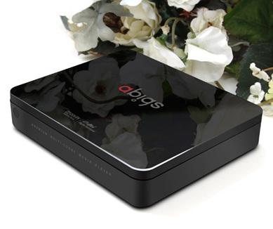Sarotech abigs T2 HD Media Player