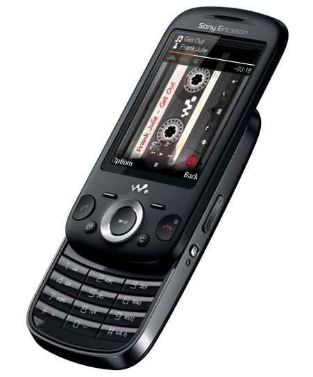 Sony Ericsson Zylo Walkman Phone slider