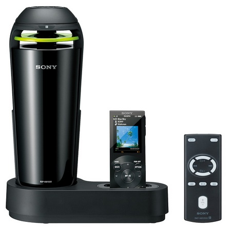 Sony RDP-NWV500 Walkman Speaker Dock Black