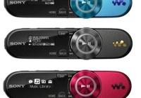Sony Walkman NWZ-B150 series MP3 Player