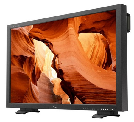 TVLogic LUM-560W Quad HD 4K LCD Display