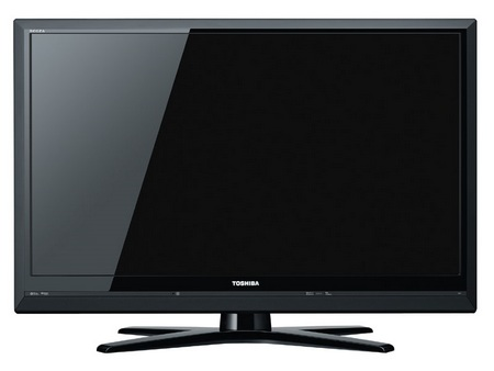 Toshiba Regza R1, H1 and A1 series LCD HDTVs