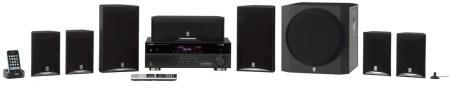 Yamaha YHT-893 3D-Ready HTiB System