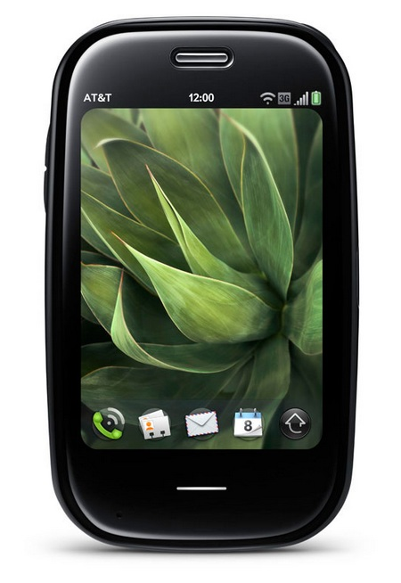 AT&T Palm Pre Plus Launched