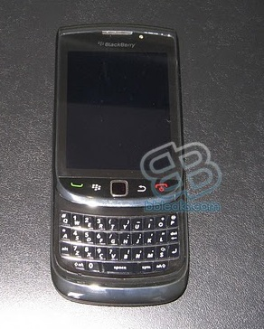 BlackBerry Bold 9800 Slider