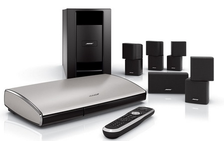 Bose Lifestyle T20 Home entertainment system
