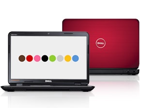 Dell Inspiron M501R Notebook gets Phenom II X4