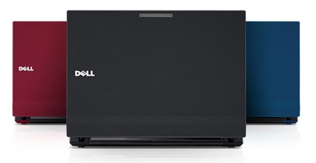 Dell Latitude 2110 Netbook colors