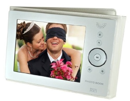 Digital Foci Photo Book PBK-080 Now Comes in White