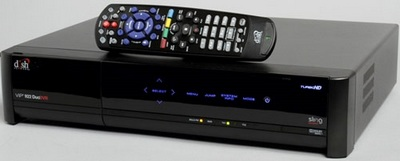 Dish VIP922 SlingBox DVR