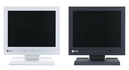 EIZO DuraVision FDV1001, FDV1001T and FDV1002 10.4-inch Industrial Monitors