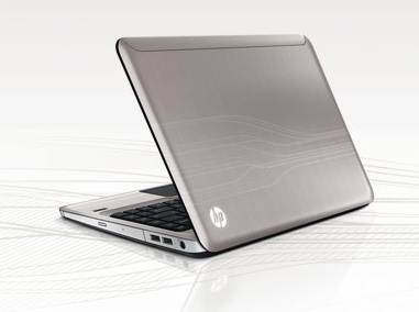 HP Pavilion dm4 Entertainment Notebook PC