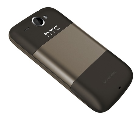HTC Wildfire Android Phone back