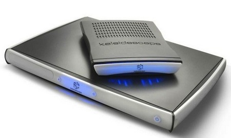 Kaleidescape M500 Blu-ray Player Copier and M300 Movie Player