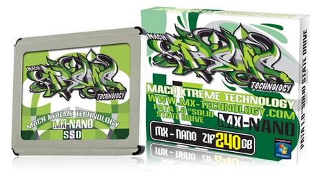 Mach Extreme MX-Nano Series PATA ZIF SSDs