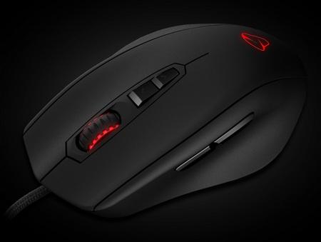 Minoix NAOS 3200 Gaming Mouse with LED-Optical Sensor