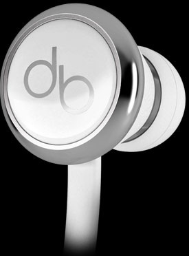 Monster Diddybeats Headphones White