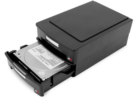 NewerTech StoraDrive Anti-Static Case for 3.5-inch HDDs
