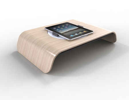 Quirky Cradle for iPad