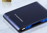 Silicon Power Armor A80 USB 3.0 Portable Hard Drive