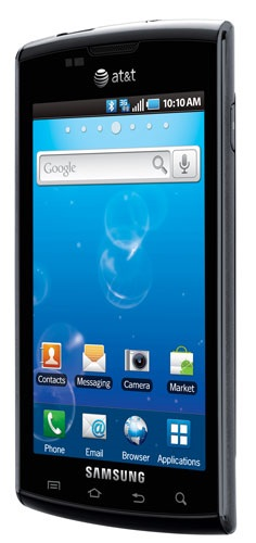 AT&T Samsung Captivate Galaxy S Smartphone