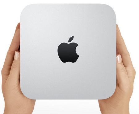 Apple Mac mini gets a all-new Unibody Design
