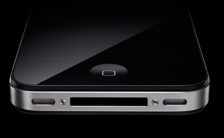 Apple iPhone 4 bottom