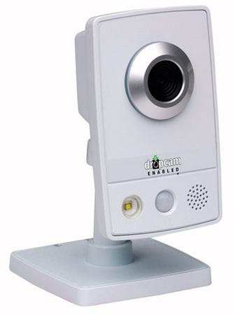 Dropcam Echo WiFi Security Camera
