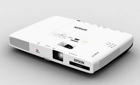 Epson PowerLite 1750, 1760W, 1770W, and 1775W Ultra Slim Portable Projectors