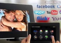 GiiNii Magic WiFi Tablet Photo Frame