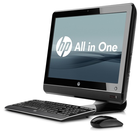 HP Compaq 6000 Pro All-in-One PC for Business