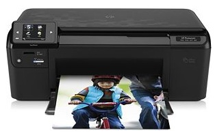 HP Photosmart e-All-in-One D110a WiFi Printer