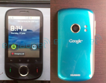 Huawei Android 2.2 smartphone